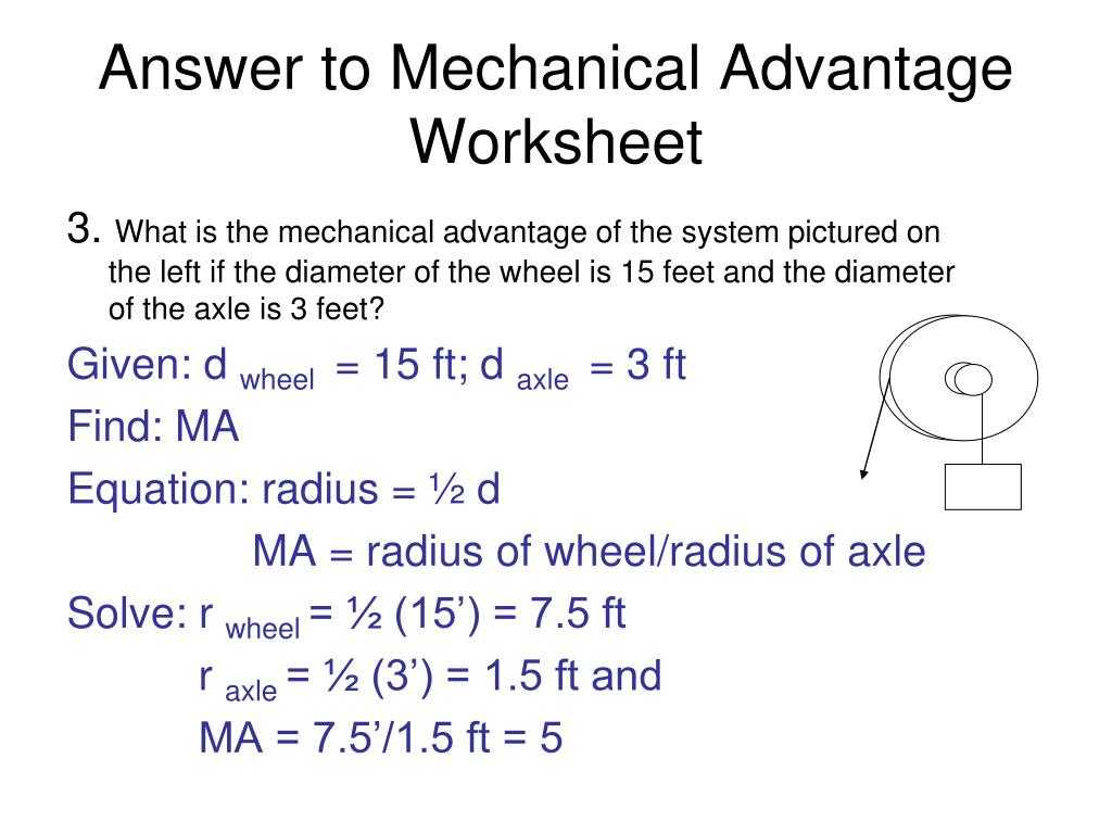 Cellular Transport Worksheet Answers or Mechanical Advantage and Efficiency Worksheet Gallery Work