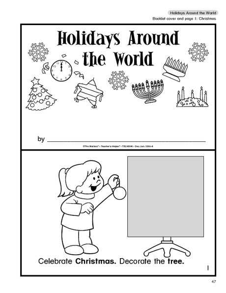 Christmas Around the World Worksheets Along with 344 Best Christmas Around the World Images On Pinterest