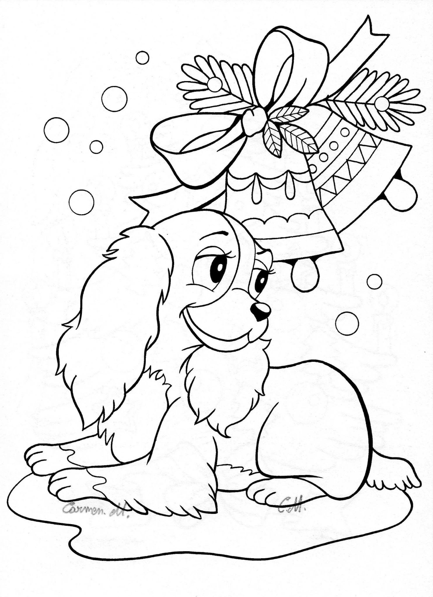 Coloring Worksheets for Preschool with Printable Od Dog Coloring Pages Free Colouring Pages – Fun Time