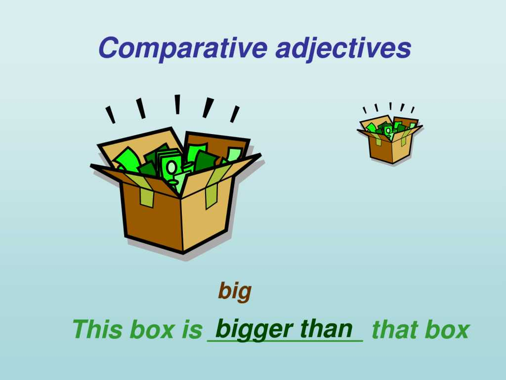 Comparative and Superlative Adjectives Worksheet Also Grammar Ampaposextra Activitiesampapos Tell Me Bloc