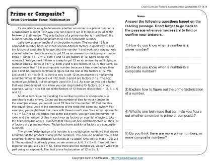 Cross Curricular Reading Comprehension Worksheets with 5 Th Grade Reading Prehension Worksheets Achievable Visualize Gr