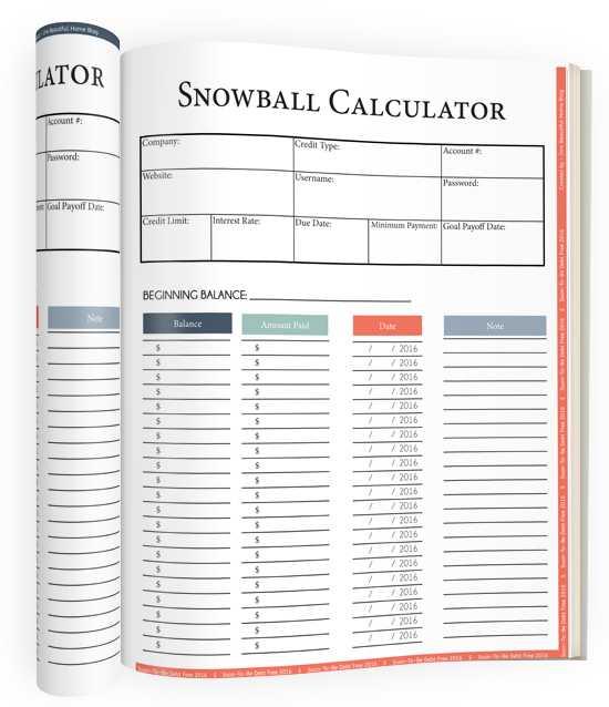 Debt Payoff Worksheet Pdf Also Debt Payoff Worksheet Image Collections Worksheet Math for Kids