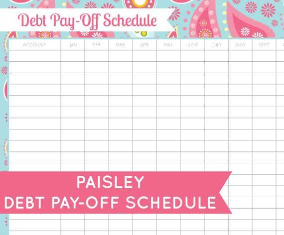 Debt Payoff Worksheet Pdf and 59 Best Time Management Images On Pinterest