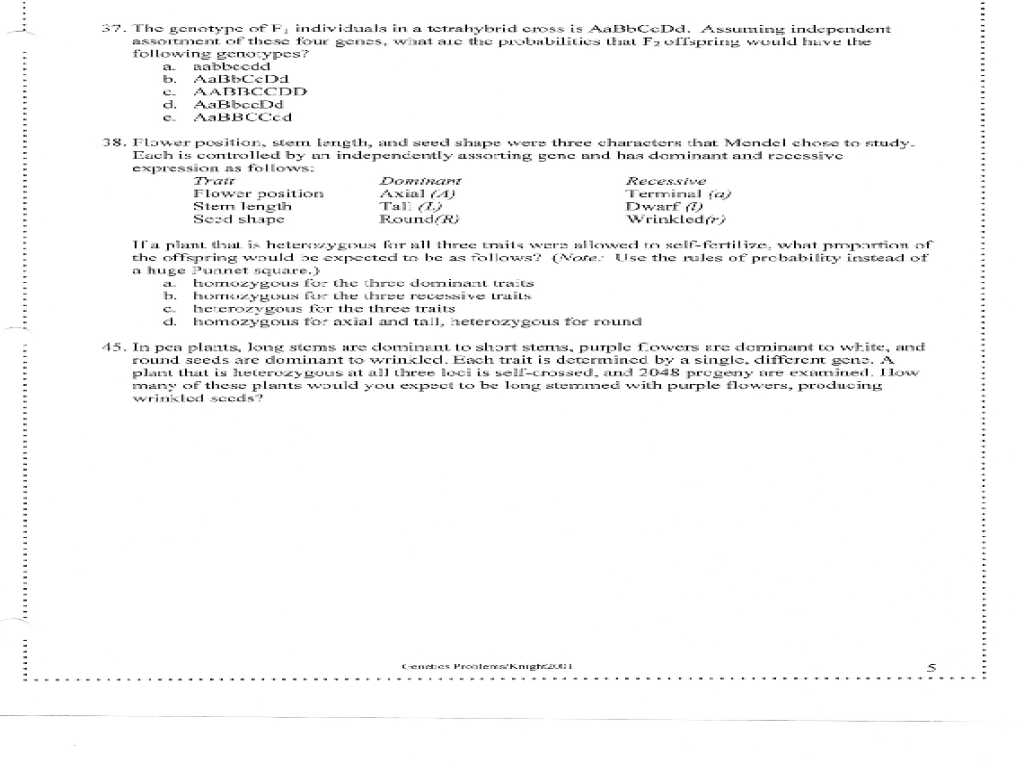 Diffusion and Osmosis Worksheet Answers Biology and Genetics Problems Worksheet Ap Biology Essays Dissertation E