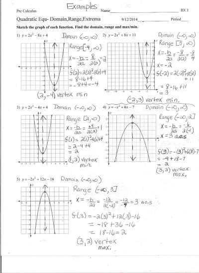 Domain and Range Worksheet Algebra 1 and Function Domain and Range Practice Worksheet Kidz Activities