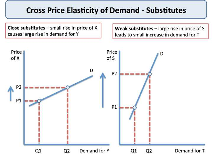 Elasticity Of Demand Worksheet Answers with Cross Price Elasticity Of Demand