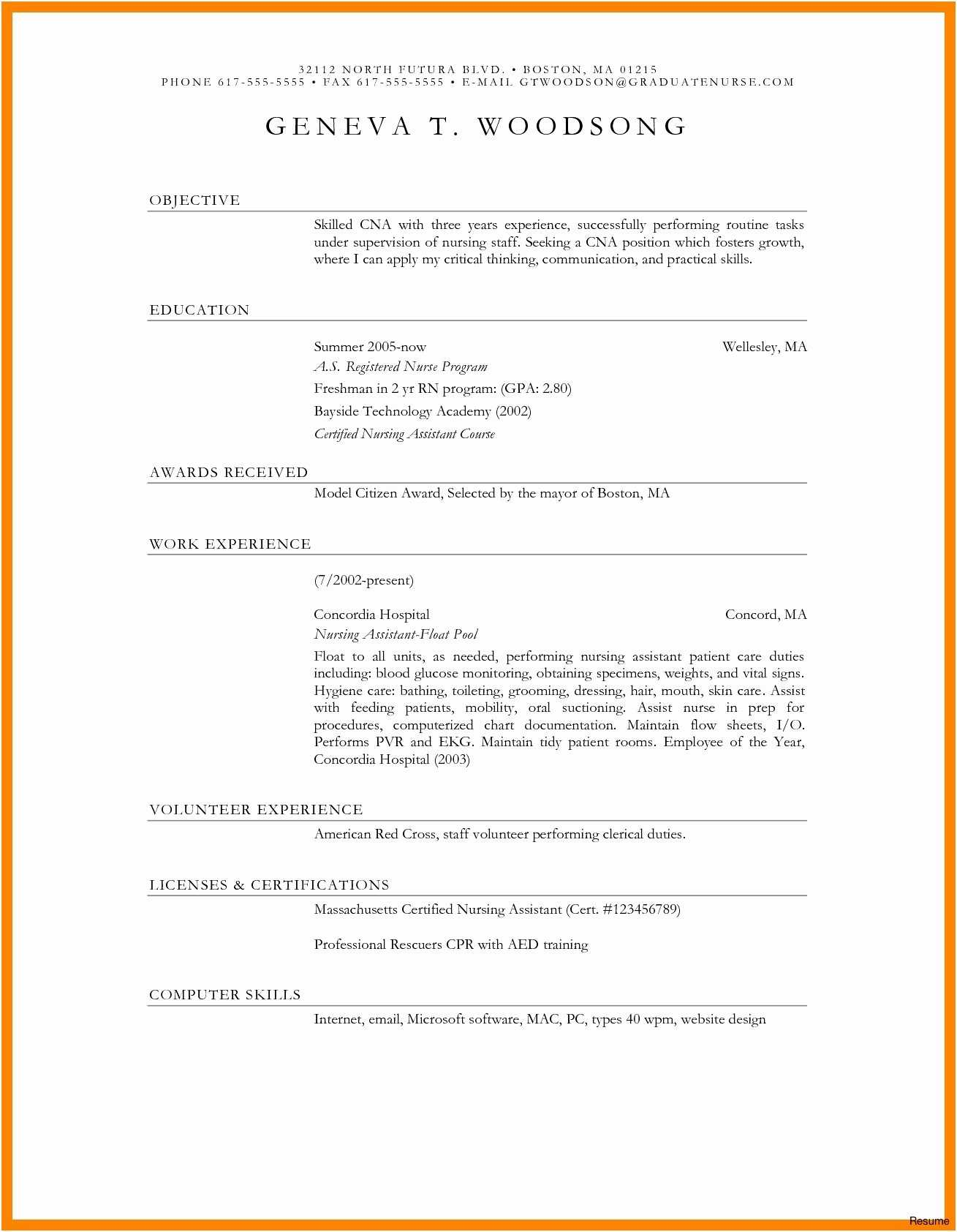 Fill In the Blank Resume Worksheet Also References Resume format Beautiful Fresh Blank Resume format