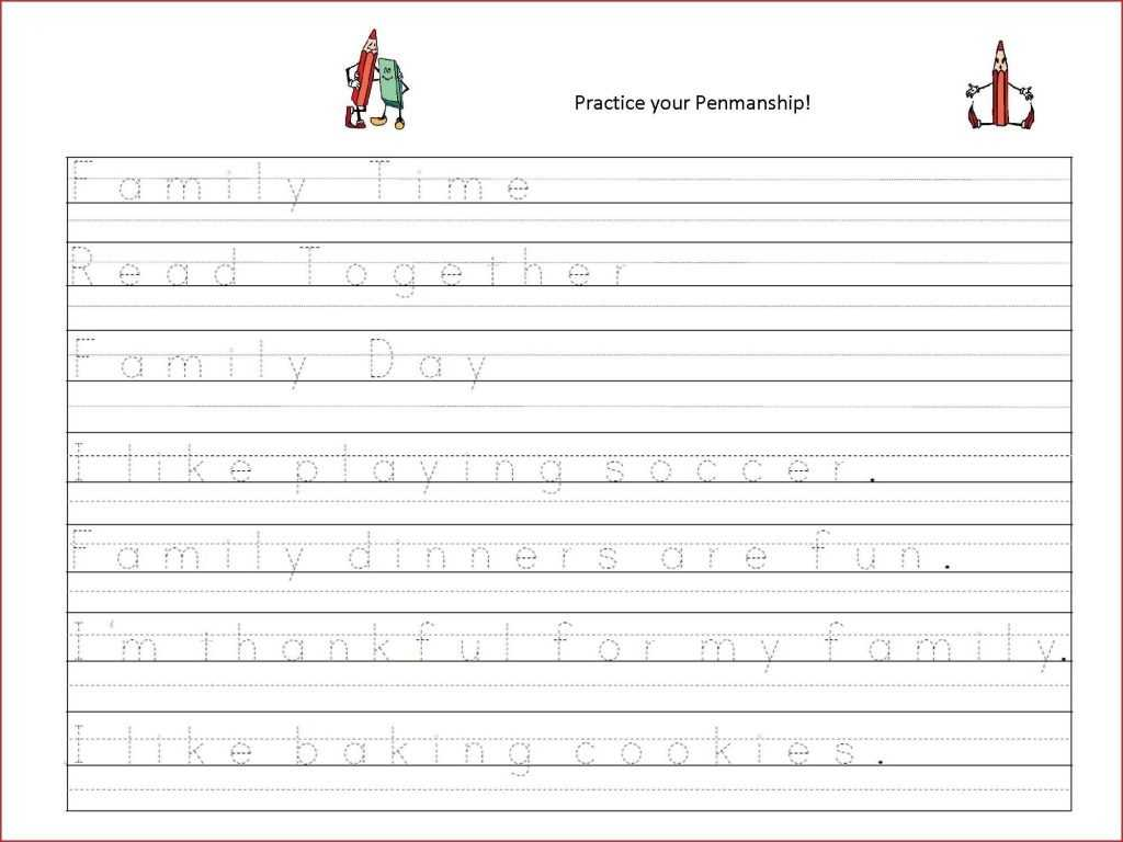 Fingerspelling Practice Worksheets as Well as Kindergarten Free Handwriting Worksheets for Kindergarten Mi