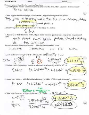 Flame Test Lab Worksheet Answer Key with 22 Best Chemistry Unit 4 Review Images On Pinterest