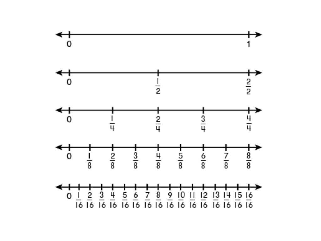 3rd Grade Math Worksheet Number Line