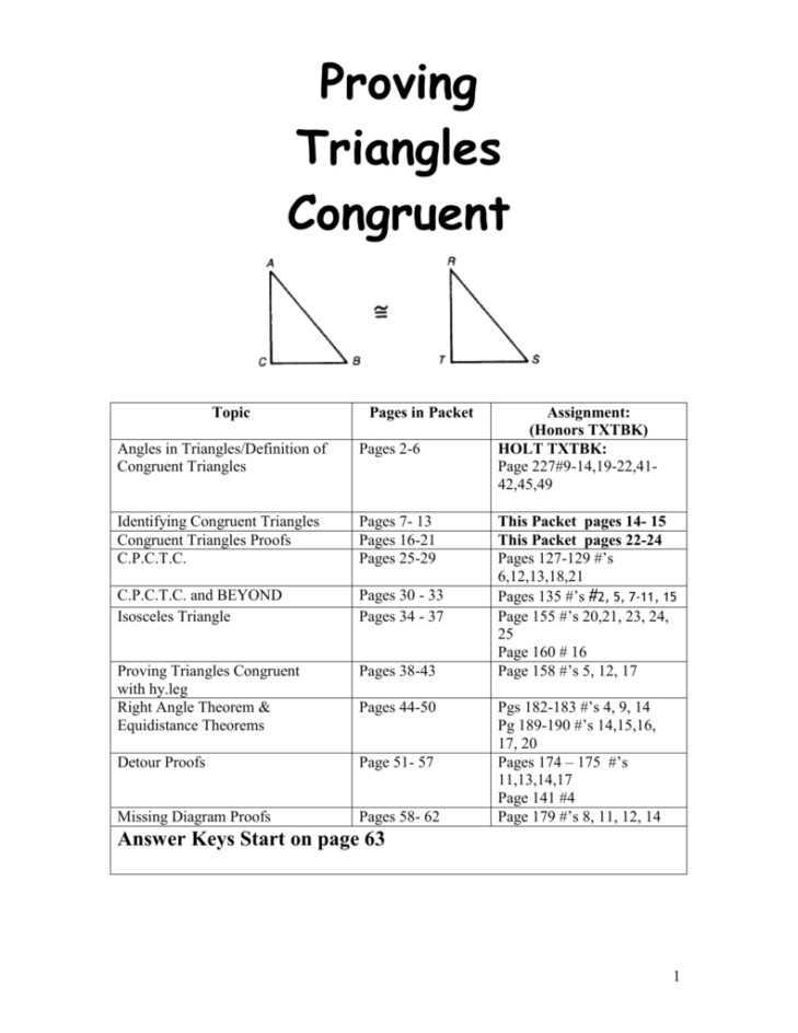 Geometry Cpctc Worksheet Answers Key or Geometry Proofs Worksheets