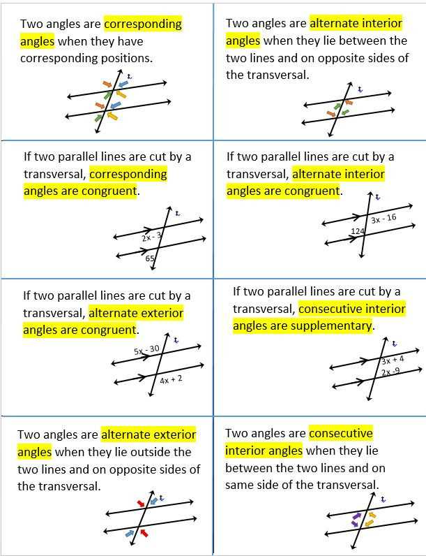 Geometry Parallel Lines Worksheet Answers together with 3 2 Angles and Parallel Lines Worksheet Answers New 50 Best Angles