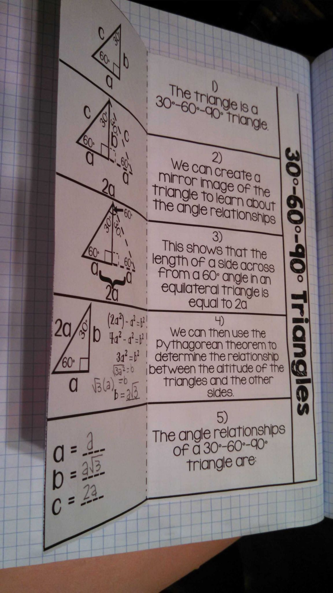 Geometry Worksheet Congruent Triangles Sss and Sas Answers together with Triangle Properties Notes & Task Cards