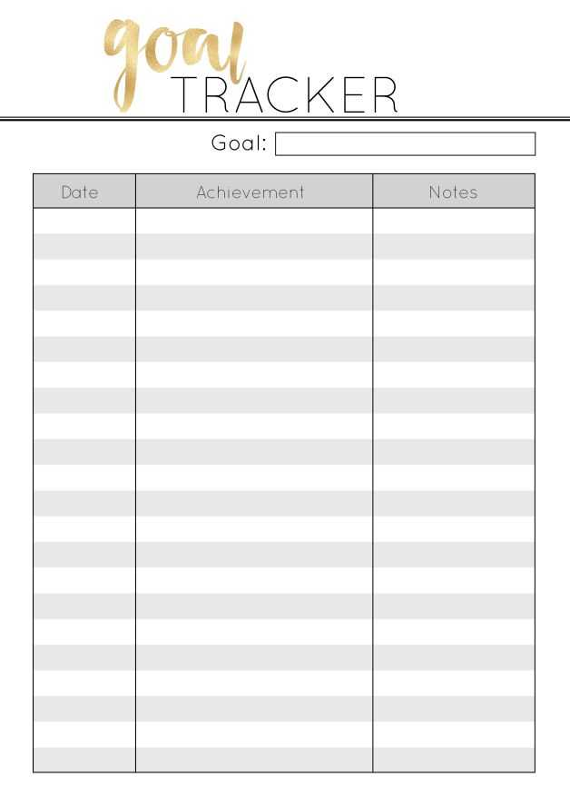Goal Tracking Worksheet with 20 Best Goal Planning Images On Pinterest