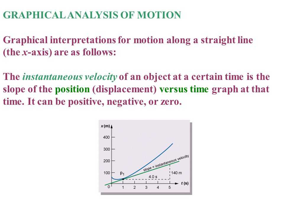 Graphical Analysis Of Motion Worksheet Answers and Motion An Object is In Motion if Its Position Changes the
