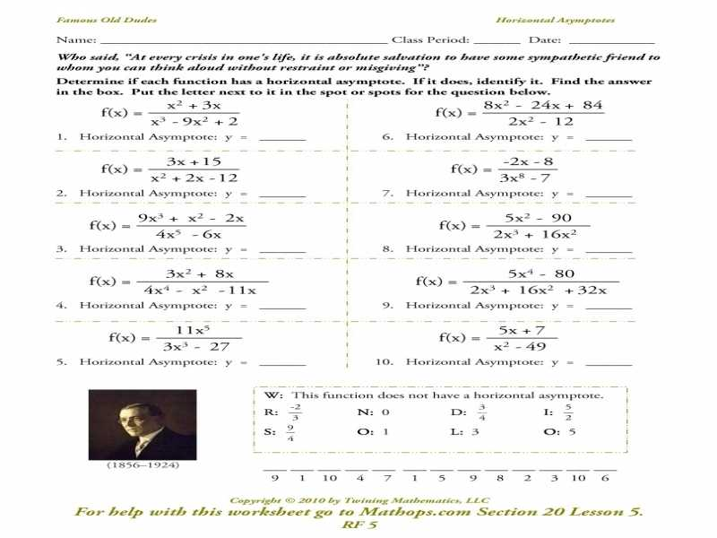 Graphing Rational Functions Worksheet Answers as Well as Lovely Graphing Rational Functions Worksheet Awesome Algebra