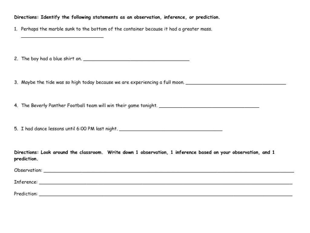 Inferences Worksheet 4 as Well as Free Worksheets Library Download and Print Worksheets Free O