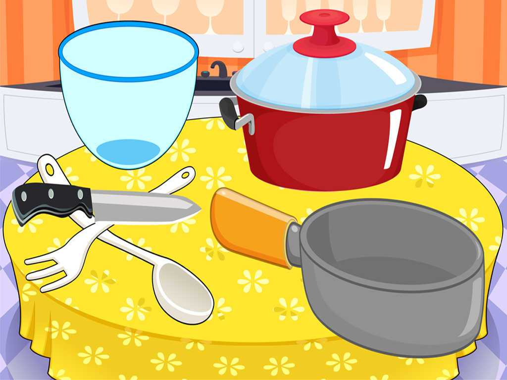 Kitchen Utensils and Appliances Worksheet Answers or App Shopper Kitchen Utensils Puzzle Game for Kids Games