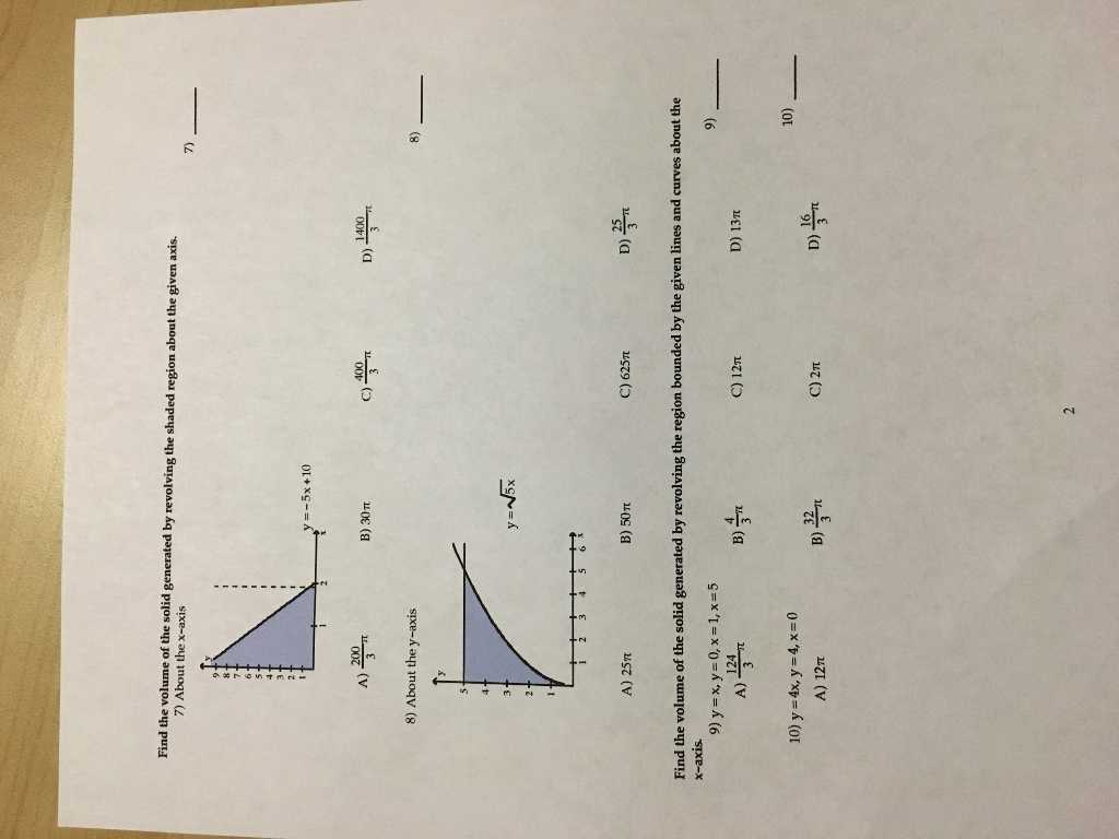 Kites and Trapezoids Worksheet Answers together with solved Exam Name Math 5a Multiple Choice Choose the E