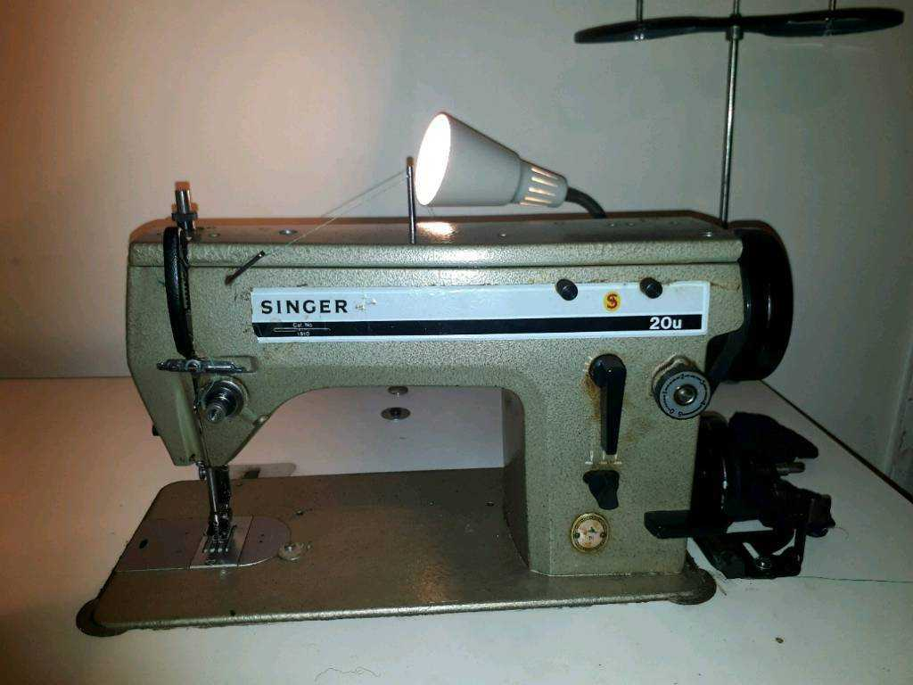 Know Your Sewing Machine Worksheet Also Seling Sewing Machine Singer 20u In Redbridge London Gumtre