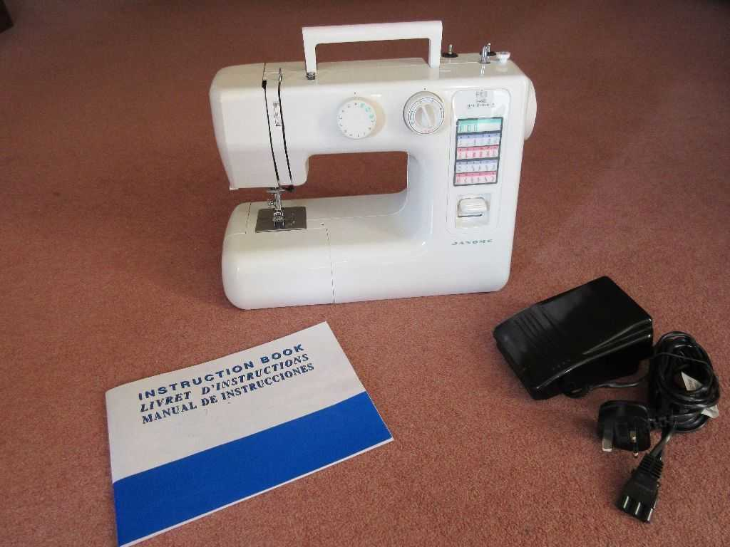 Know Your Sewing Machine Worksheet or Janome 960 Bing Images