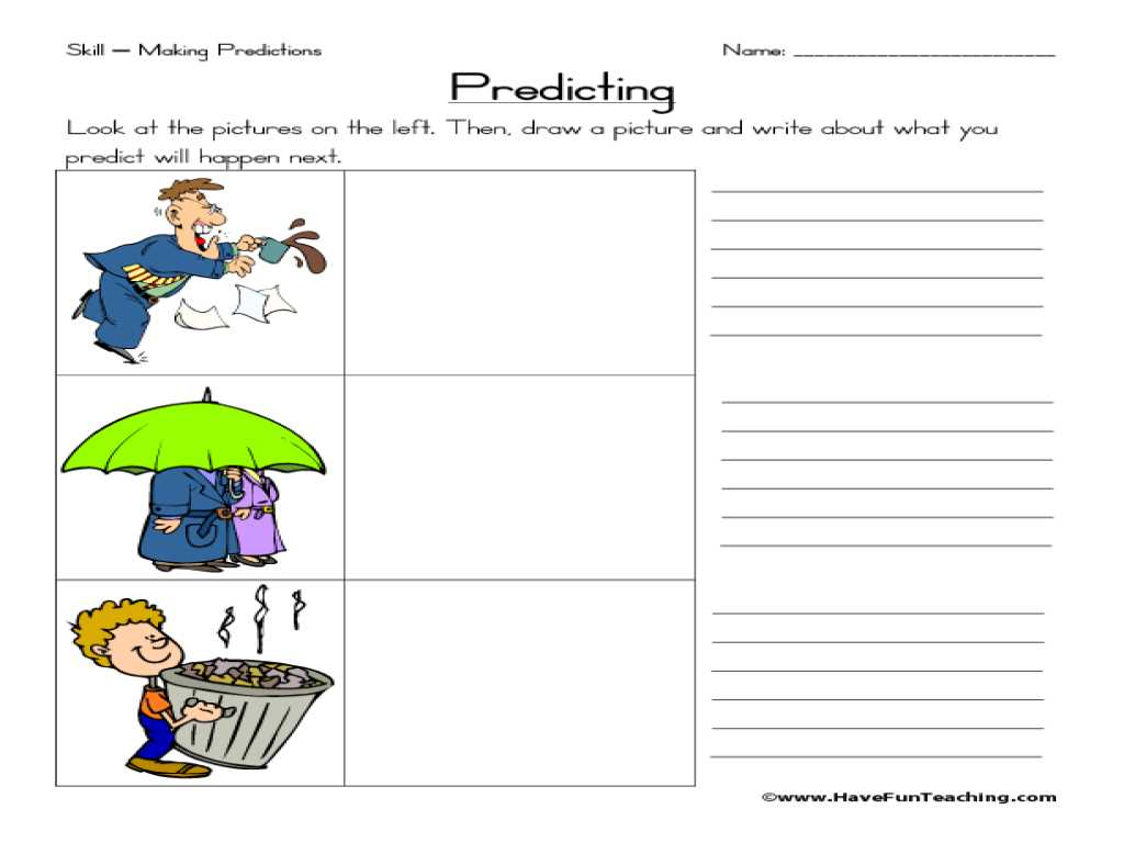 Learn Aeseducation Worksheet Answers Along with 1000 About Making Predictions Pinterest Czepol