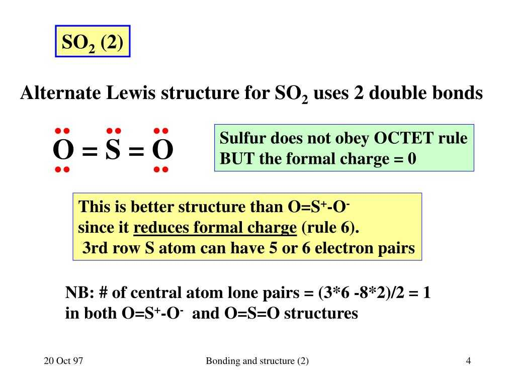 Lewis Structures Part 1 Chem Worksheet 9 4 Answers Also Sulfur Trioxide Covalent or Ionic Bing Images