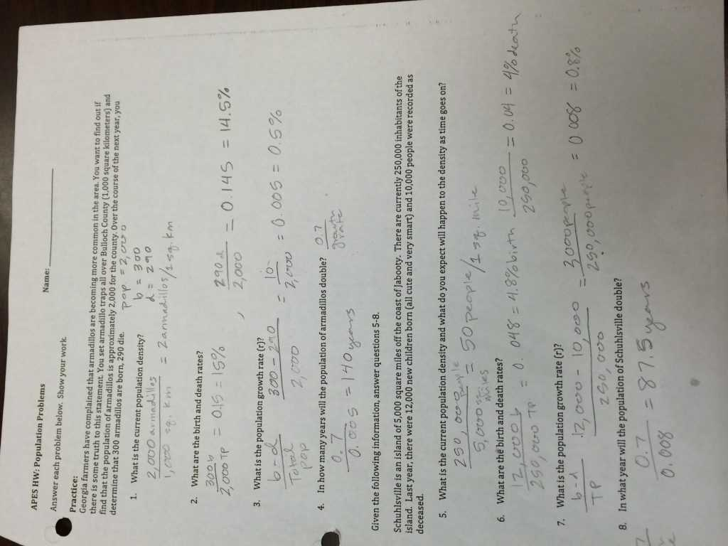 Manifest Destiny Worksheet Answers Also Worksheet World In the Balance the Population Paradox Work