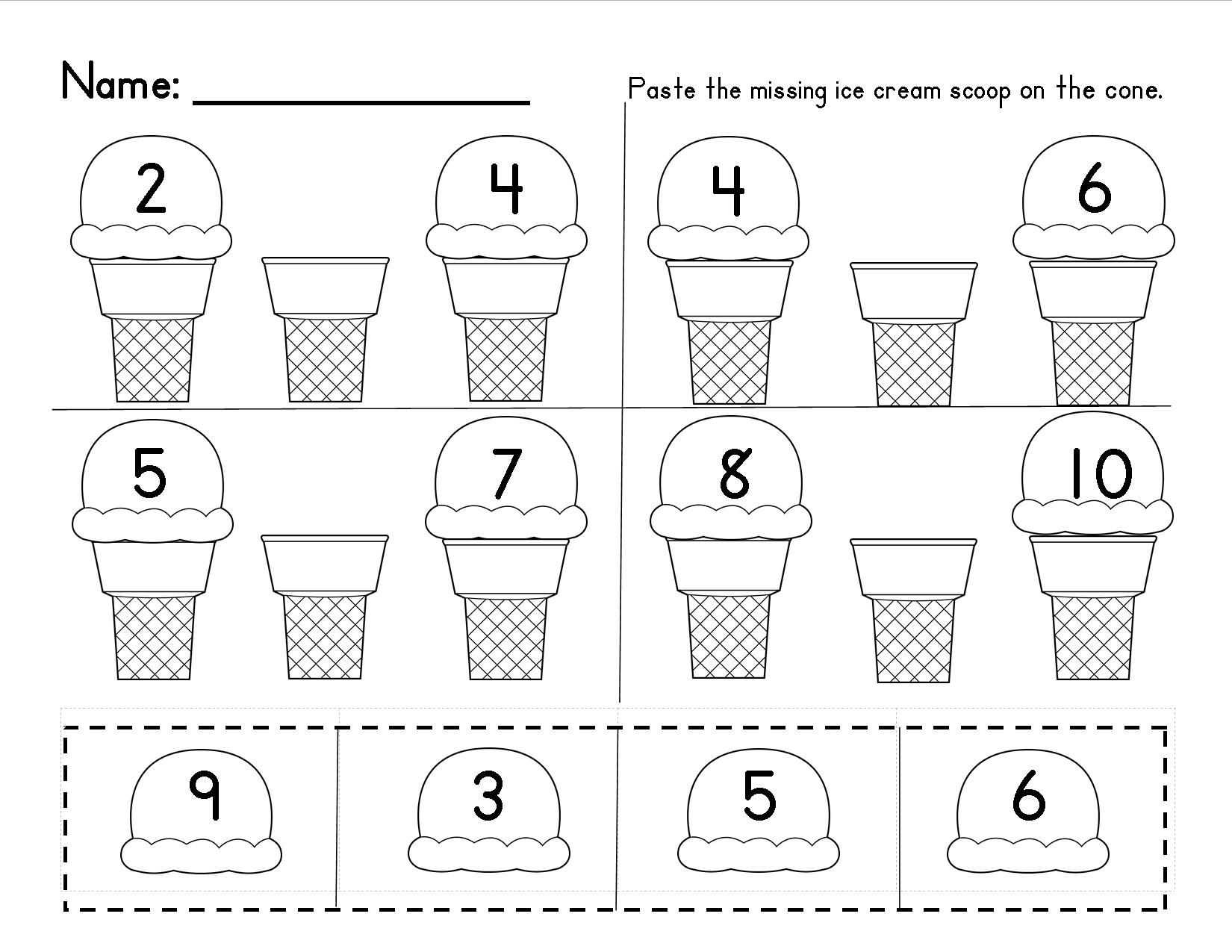 Math assessment Worksheets together with Missing Numbers In A Sequence 1 10 and 10 20 Mon Core Aligned