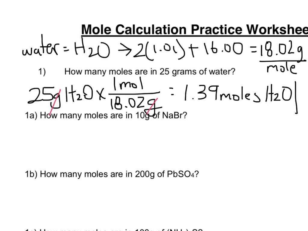 Names and formulas for Ionic Compounds Worksheet Answers as Well as 30 Inspirational Mole Conversion Worksheet with Answers Cole