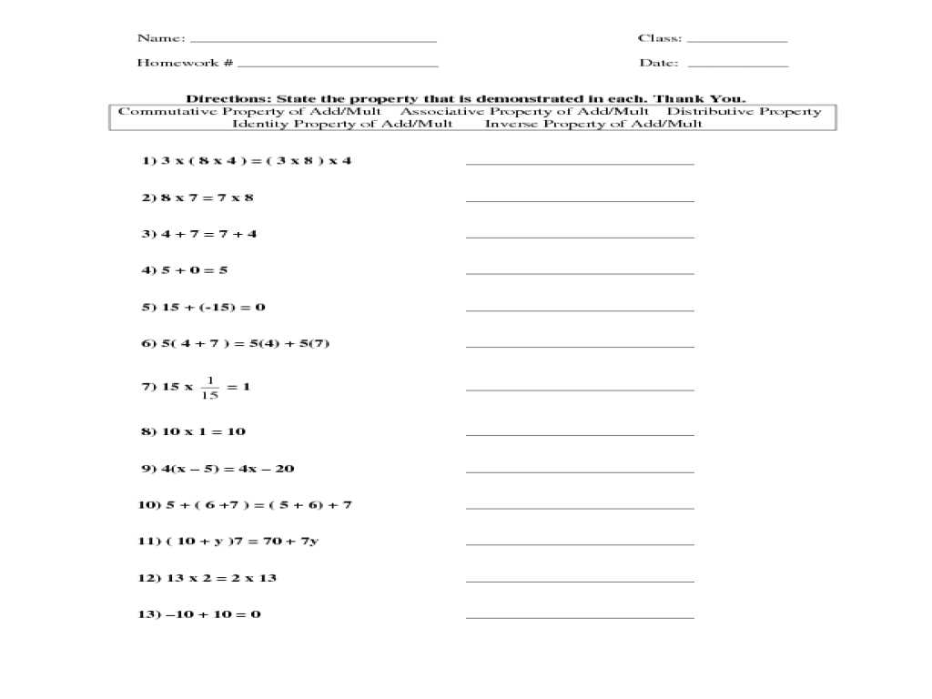 Observation and Inference Worksheet Answer Key as Well as Properties Multiplication Worksheet Cadrecorner