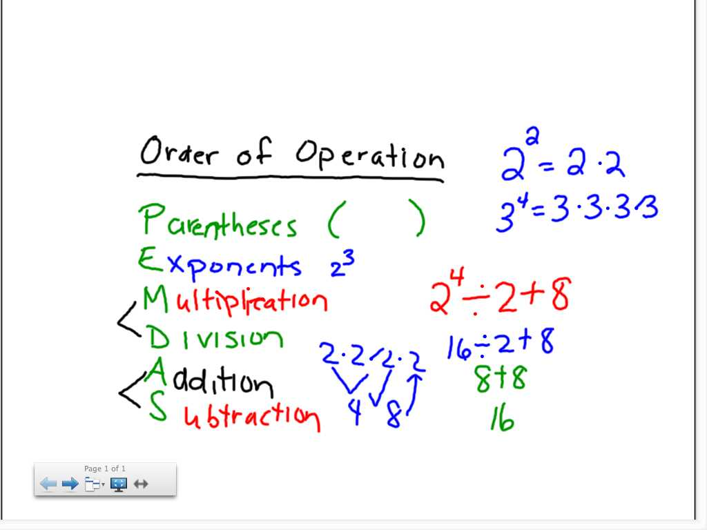 Order Of Operations with Fractions Worksheet Along with Joyplace Ampquot Homeschoolmathnet Worksheets Answer Key Number