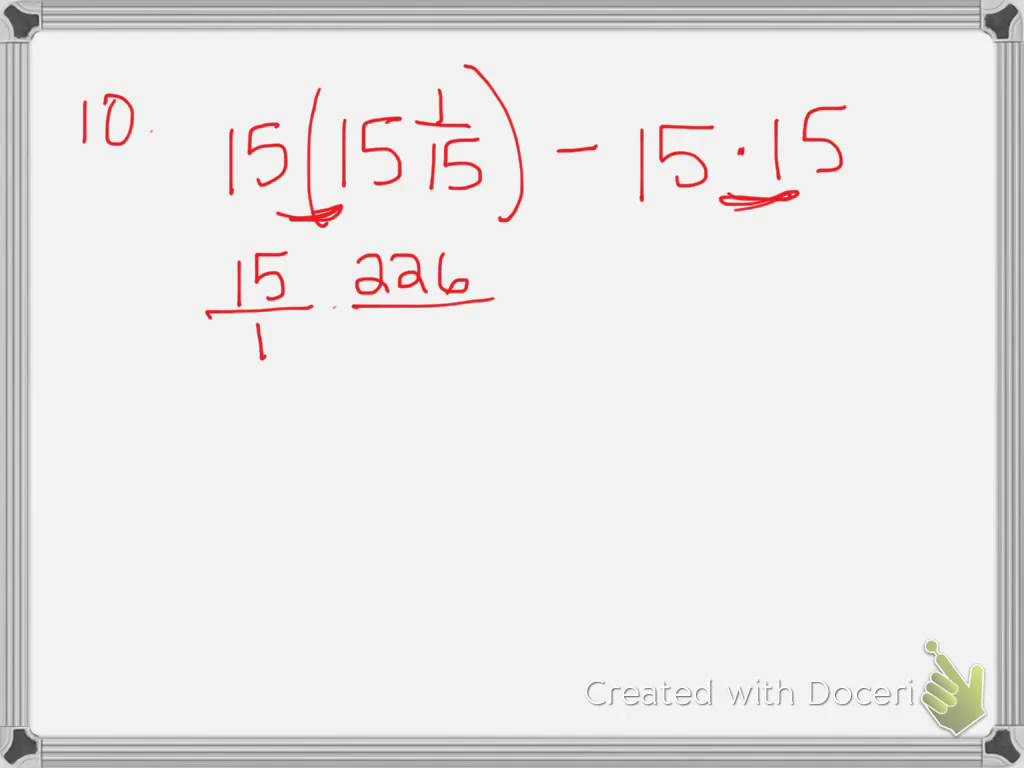 Order Of Operations with Fractions Worksheet with 100 order Operations with Fractions Worksheet Intergers