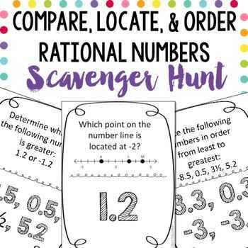 Ordering for Rational Numbers Independent Practice Worksheet Answers Along with 20 Best Number Sense Images On Pinterest