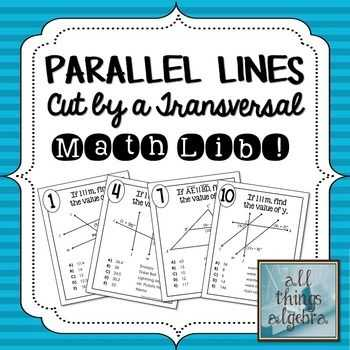 Parallel Lines Cut by A Transversal Worksheet Answer Key together with 29 Best Parallel Lines and Transversals Images On Pinterest