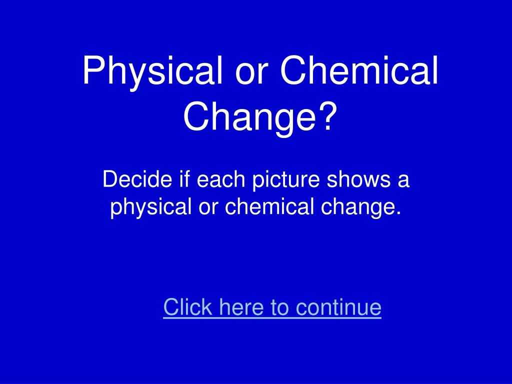Physical and Chemical Properties and Changes Worksheet together with Ppt Physical or Chemical Change Powerpoint Presentation