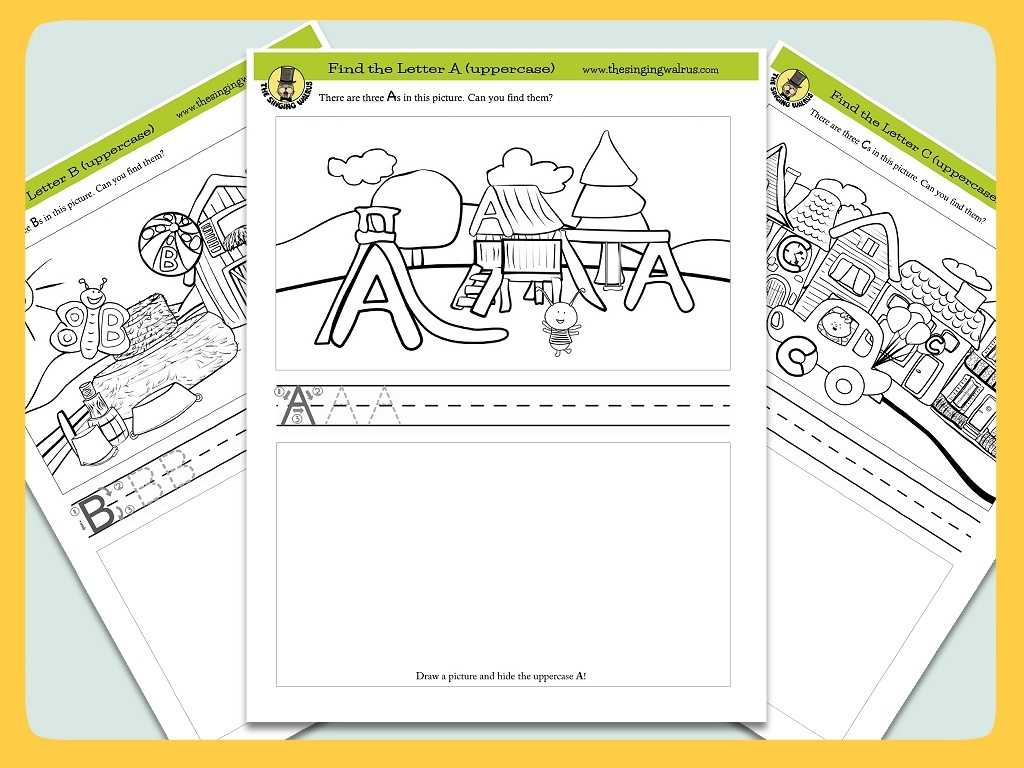 Pre K Worksheets Pdf or Trick or Treat song Video Mp4 the Singing Walrus
