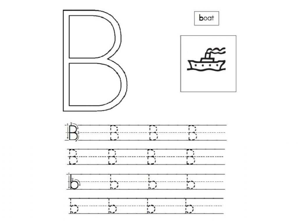 Printable Worksheets for Drivers Education Along with Likesoy Ampquot Pre K Handwriting Worksheets New Letter B Writing