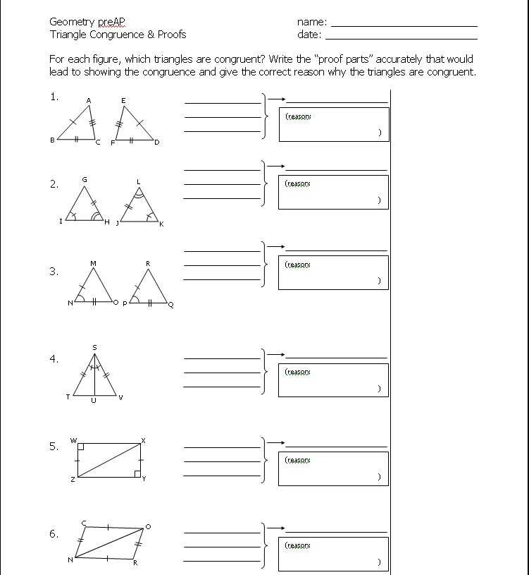 Proofs Worksheet 1 Answers or Worksheets 50 Awesome Triangle Congruence Worksheet Hi Res Wallpaper