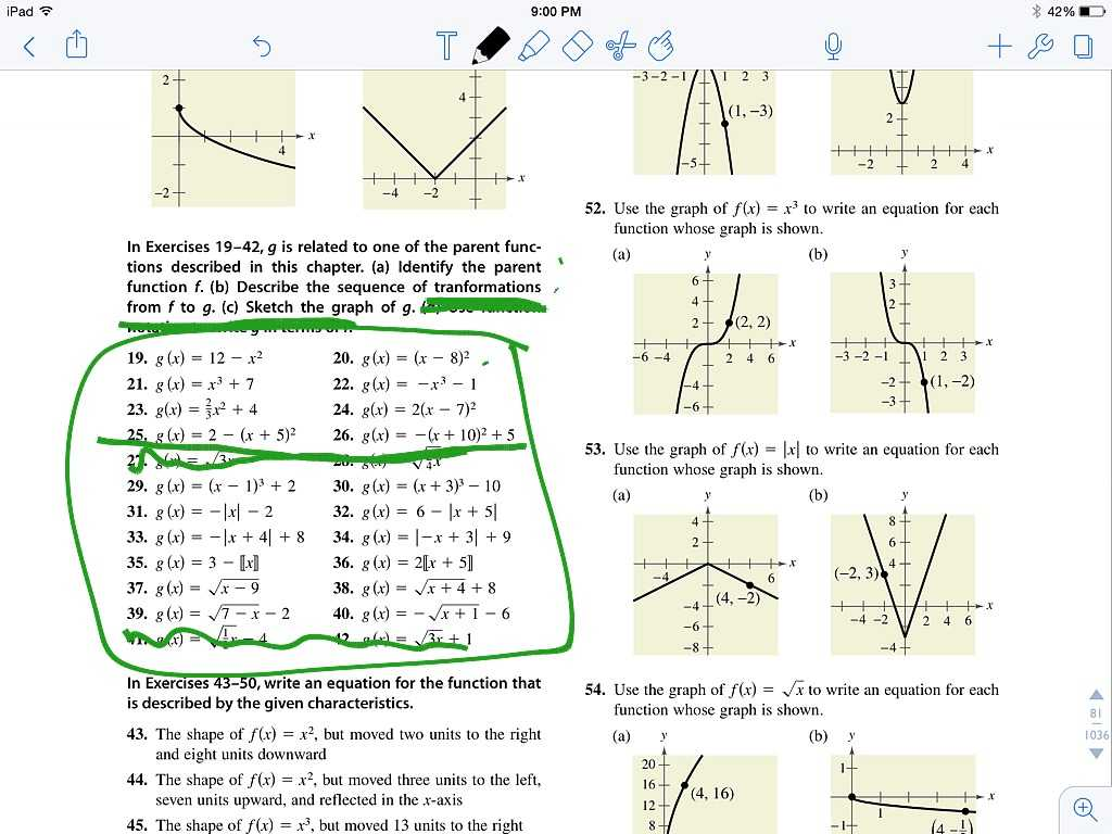 Quadratic Transformations Worksheet Along with solving Quadratic Equations by Graphing Worksheet Answers Al