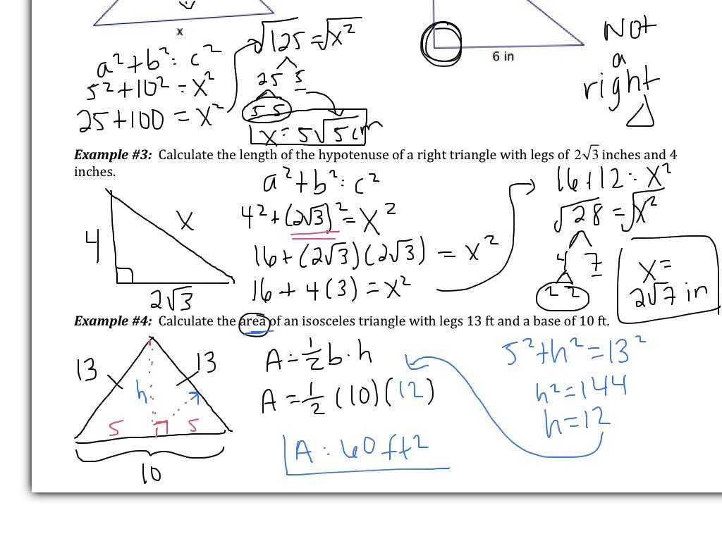 Quadratic Transformations Worksheet together with Worksheets Pythagorean theorem Super Teacher Worksheets