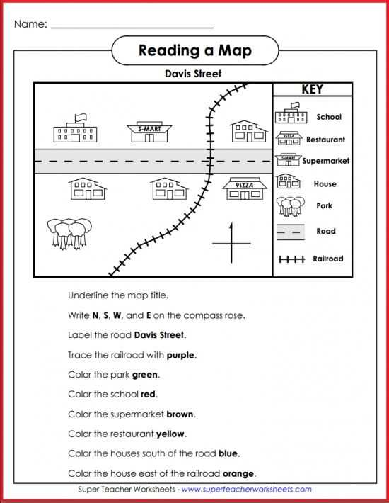 Reading A Map Worksheet Pdf Along with 241 Best Mapping Images On Pinterest