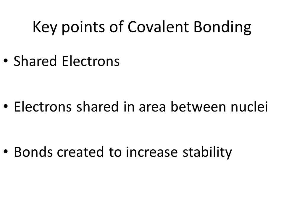 Section 1 Stability In Bonding Worksheet Answers Also General Bonding Concepts Ppt
