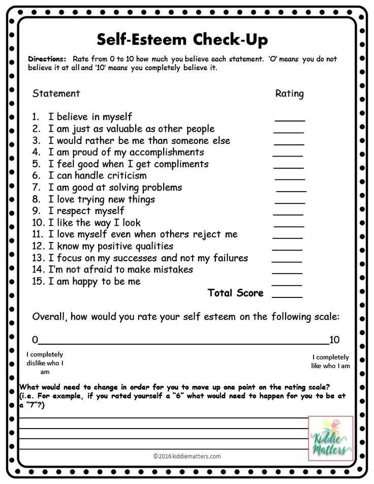 Self Esteem Worksheets for Elementary Students as Well as 1077 Best Self Esteem & Confidence Empowering Girls Images On