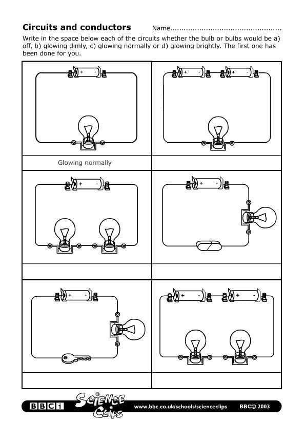 Series and Parallel Circuits Worksheet with Answers or Series and Parallel Circuits Worksheet with Answers Fresh 389 Best