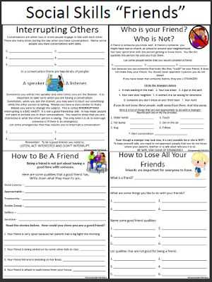 Social Skills Worksheets for Middle School together with 159 Best St Pragmatic social Language Images On Pinterest