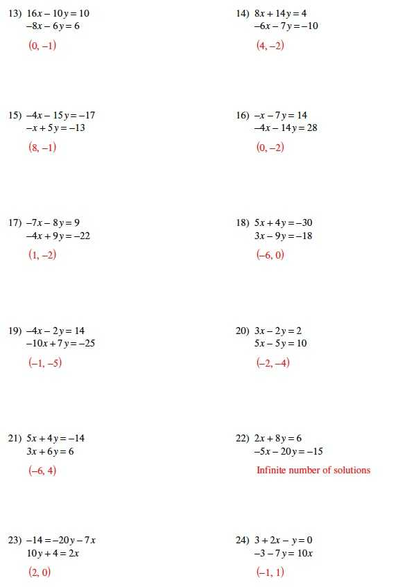 Solving Systems Of Equations by Elimination Worksheet Pdf Also Worksheets Wallpapers 44 Best solving Systems Equations by