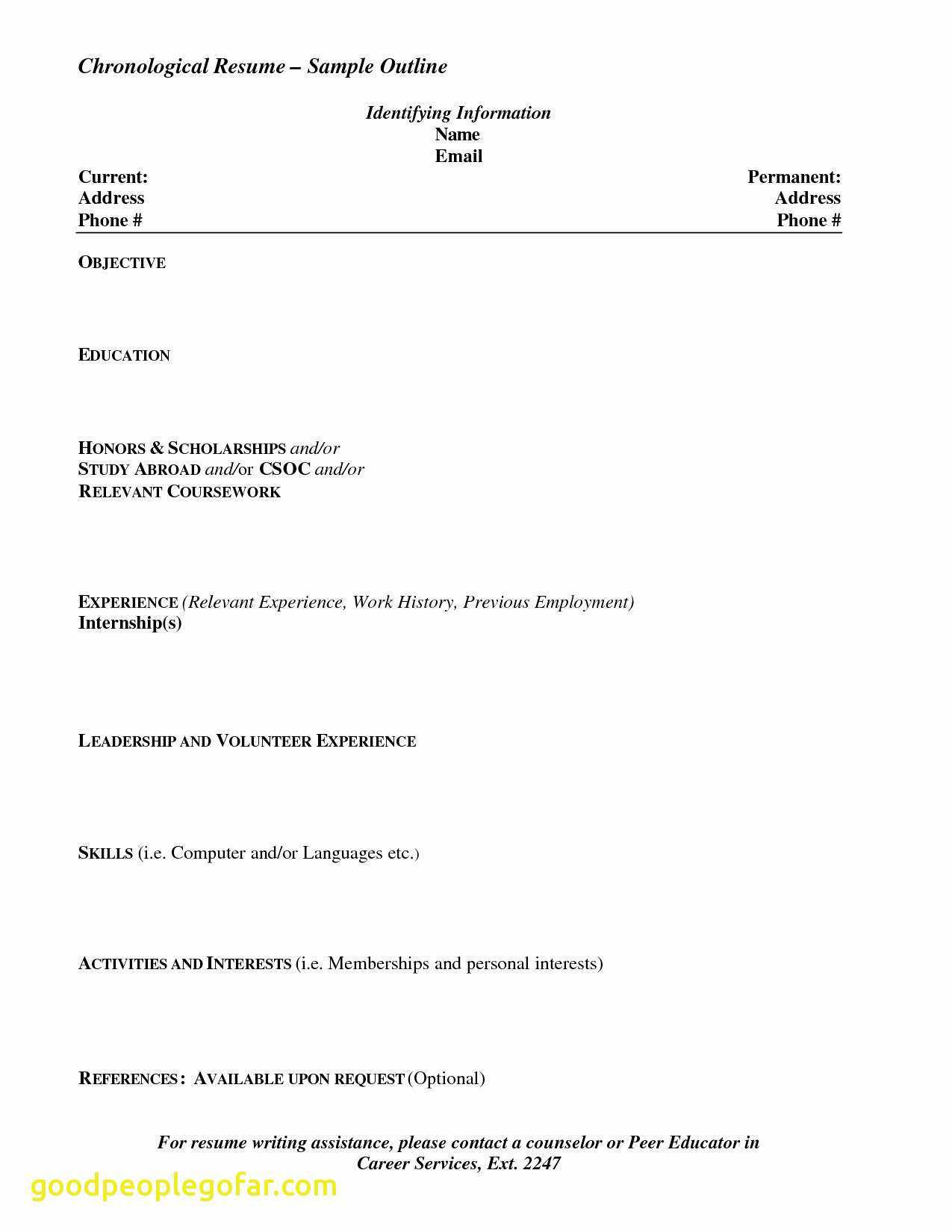 Teaching Budgeting Worksheets with Digital Resume – Template Of Business Resume Bud Proposal and Cv