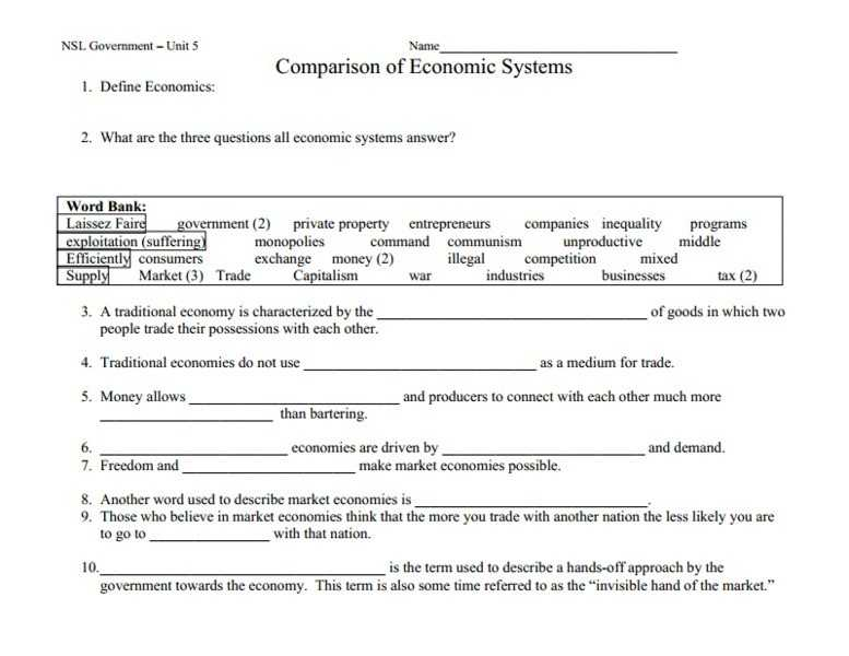 The Market Economy Worksheet Along with 24 Inspirational Pics the Market Economy Worksheet