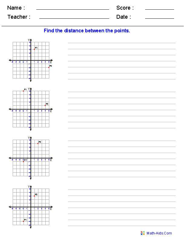 The Pythagorean theorem Worksheet Answers or Pythagorean theorem Worksheets